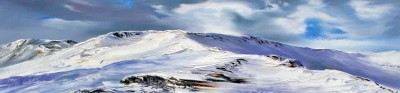 WINTER CAIRNGORM PLATEAU