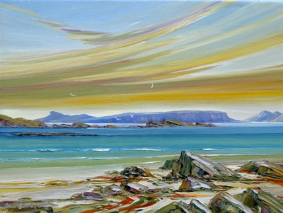 TOWARDS EIGG