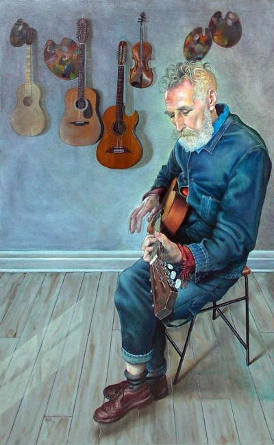 JOHN BYRNE & HIS GUITARS