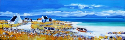 BRIGHT AND BREEZY ARISAIG
