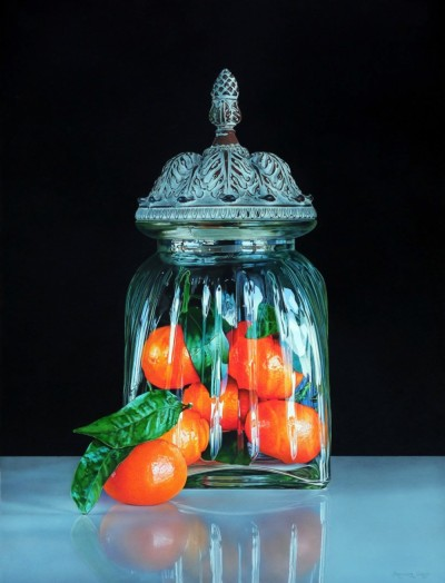 THE ORANGE JAR