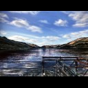 SPRNG MORNING,LOCH EARN